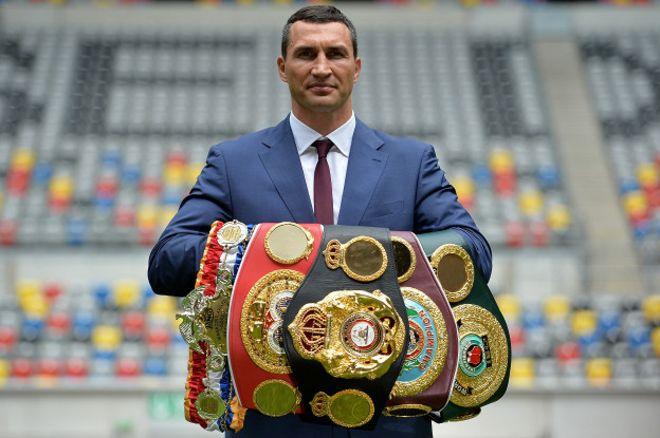 Wladimir Klitschko defenderá sus coronas frente al británico Tyson Fury.
