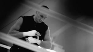 Al menor de los hermanos Klitschko le gusta cuidar hasta el más mínimo detalle de su preparación.
