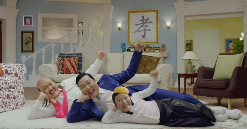 """Resultado de imagen para El malogrado presente de Psy, el hombre que llegó a batir todos los récords con su """"Gangnam style"""""""