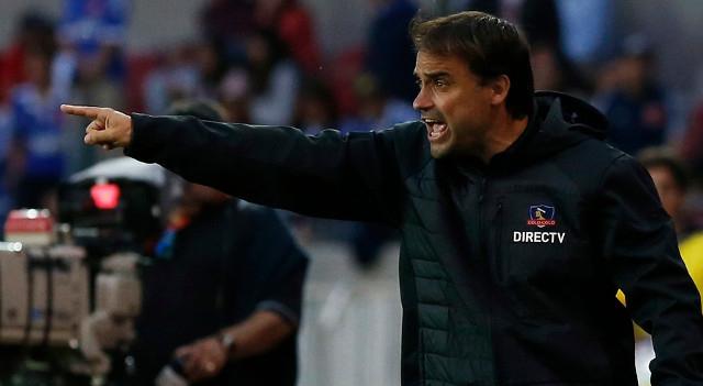 """José Luis Sierra: """"Nos vamos con la frente en alto porque el equipo dio todo"""""""