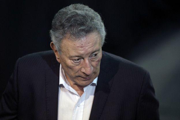 Luis Segura asumió la presidencia tras la muerte de Julio Grondona en julio de 2014.