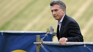 El presidente electo de Argentina, Mauricio Macri, fue dirigente de fútbol con uno de los clubes más populares del país, Boca Juniors, entre 1995 y 2007.