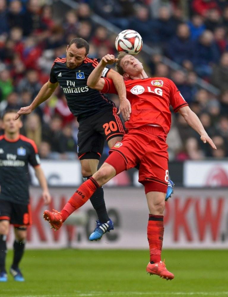En Hamburgo han caído muy mal las declaraciones del chileno Marcelo Díaz diciendo que desea marcharse del club.