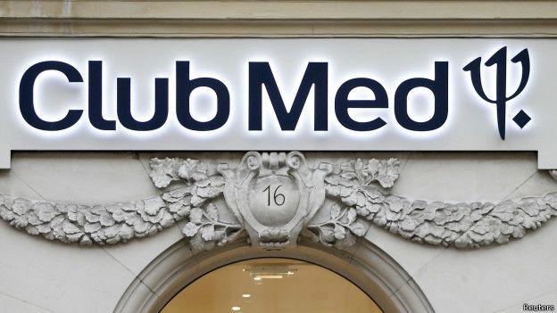 El imperio del magnate chino incluye al grupo hotelero Club Med.
