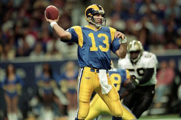Todos se preguntaron de dónde había salido Kurt Warner, el mariscal de campo que guió a los Rams a una sorpresiva victoria en 1999.