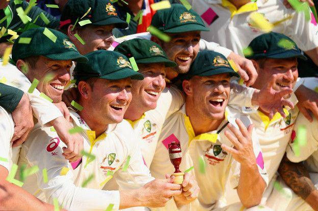 La respuesta de Australia fue enfática, proporcional a la decepción de Inglaterra.