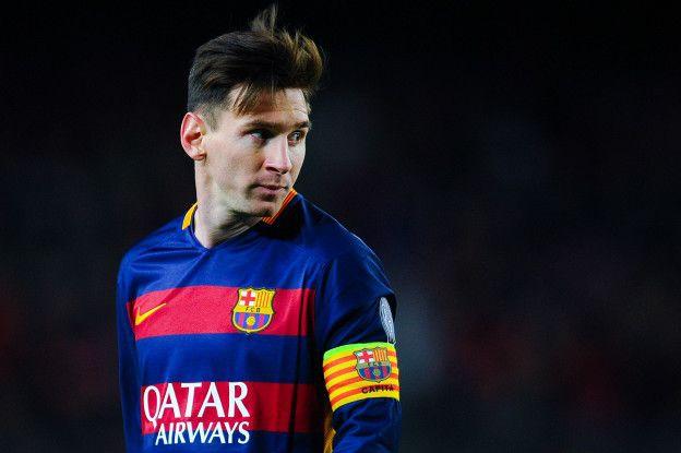 Lionel Messi, Argentina, fútbol