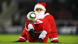 La época de navidad es la más cargada del calendario en el fútbol inglés, con cuatro partidos en 12 días.
