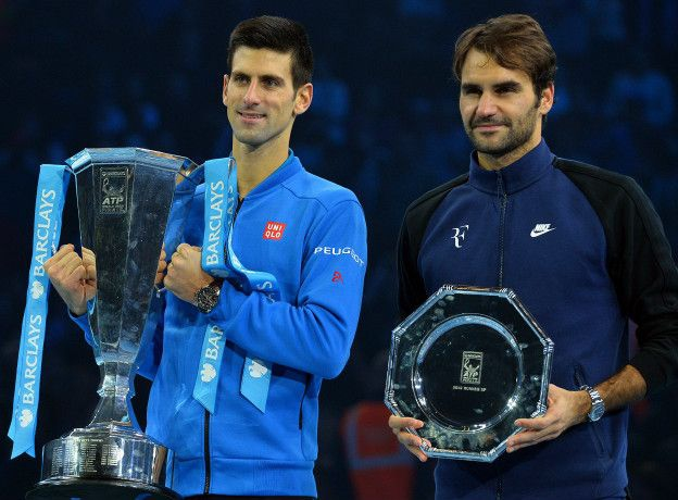 Novak Djokovic es el gran favorito a ganar la medalla de oro tras su espectacular temporada en 2015, en la que venció a Federer en tres finales.