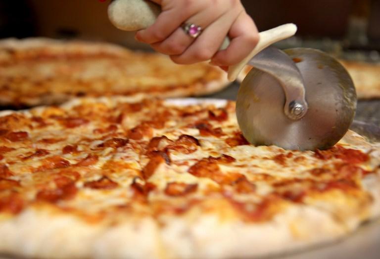 """¿Cómo repartir la pizza de forma """"justa?"""