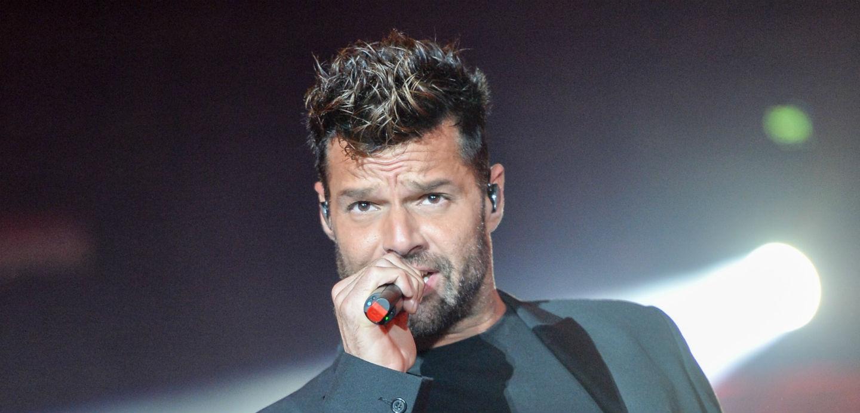 """Ricky Martin está lanzando """"Perdóname"""""""