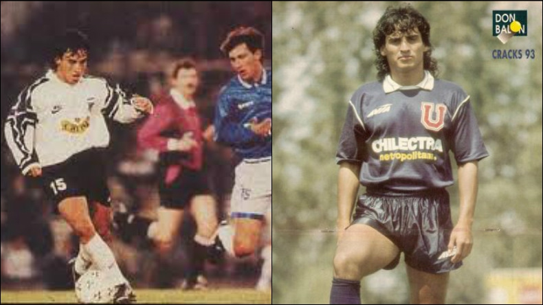 El mundialista en Francia 1998 defendió los colores de Universidad de Chile  en 1993. Más tarde 673beb242d859