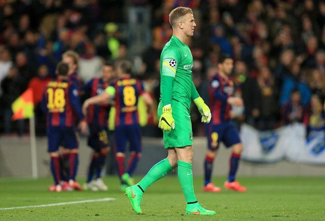 "Portero de Manchester City: ""Sería un placer ser dirigido por Guardiola"""