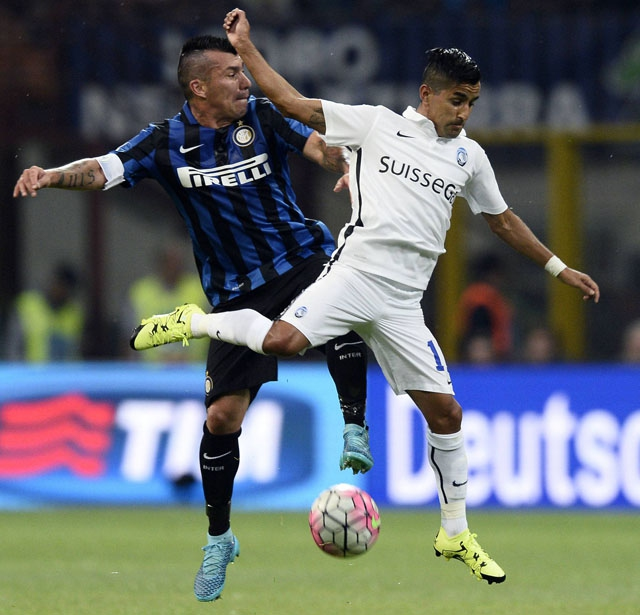 [MINUTO A MINUTO] Gary Medel va de titular en duelo de Inter frente a Chievo