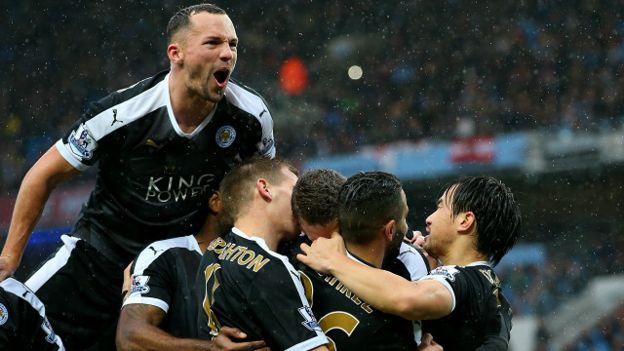 El Leicester basa su fortaleza en el esfuerzo colectivo y en la confianza de un estilo de juego definido, en el que no es relevante la posesión del balón.
