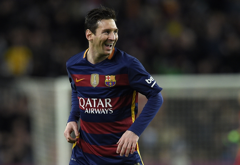 [VIDEO] Lionel Messi le regala un gol imposible a Eros Ramazzotti