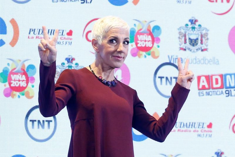 Ana Torroja se presenta esta noche y es parte del jurado de Viña 2016