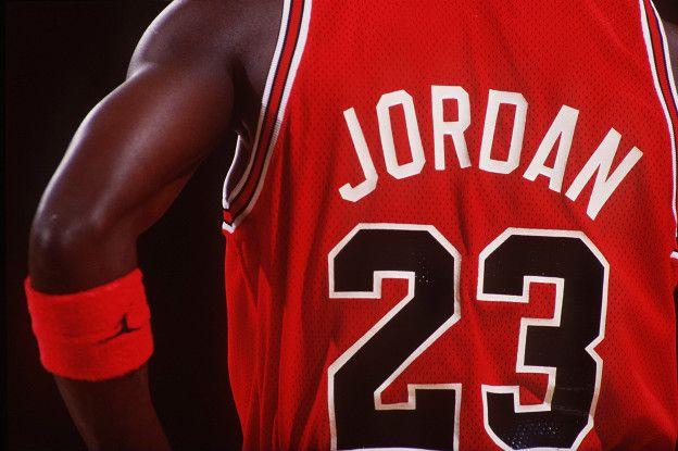 El 23 de los Bulls, el número que inmortalizó Jordan.