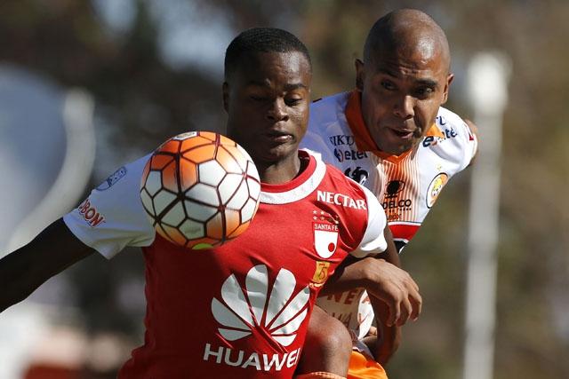 [Minuto a Minuto] Cobresal está perdiendo ante Santa Fe por Copa Libertadores