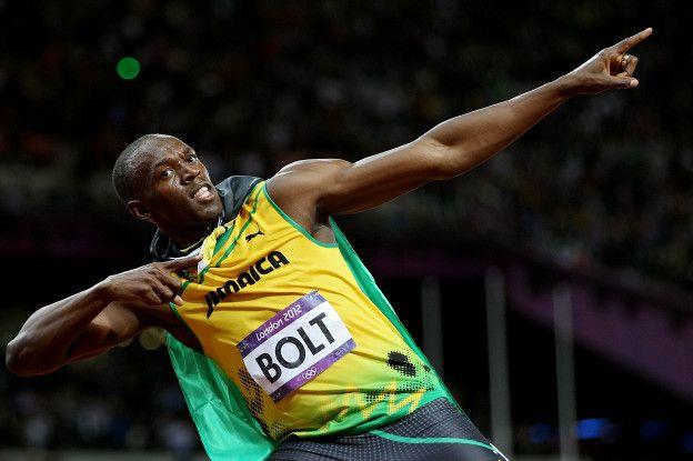 Bolt defenderá sus títulos olímpicos de 100 metros y 200 metros en los Juegos de Río 2016.