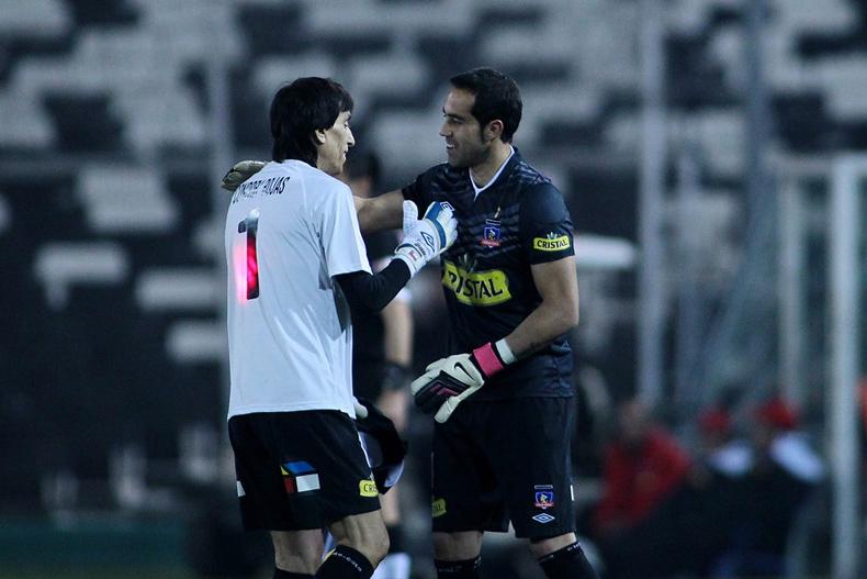 Bravo partió al extranjero justó después de coronarse campeón con Colo Colo  en el Apertura 2006 cea7c9e906def