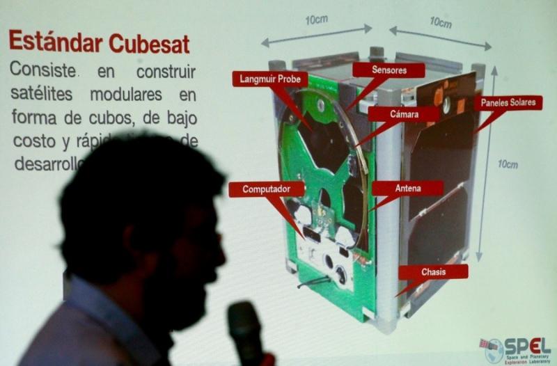 Ya está en órbita el primer nanosatélite desarrollado en Chile