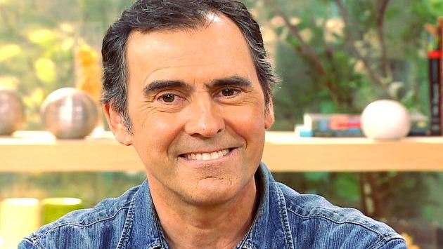 Cristián Campos es un clásico de las teleseries de Canal 13