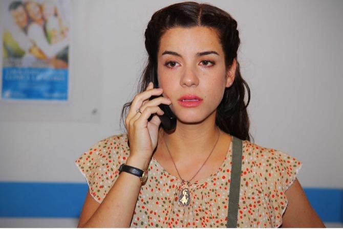 Susana Hidalgo debutará en las teleseries del 13