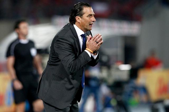 """Juan Antonio Pizzi: """"Hicimos cosas para merecer algo más que la derrota"""""""