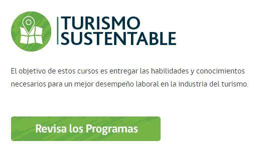 Programa de turismo sustentable Chile