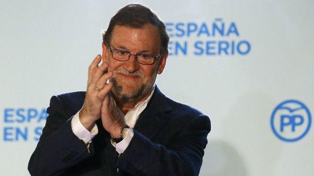 Rajoy propuso acortar la jornada laboral en España.