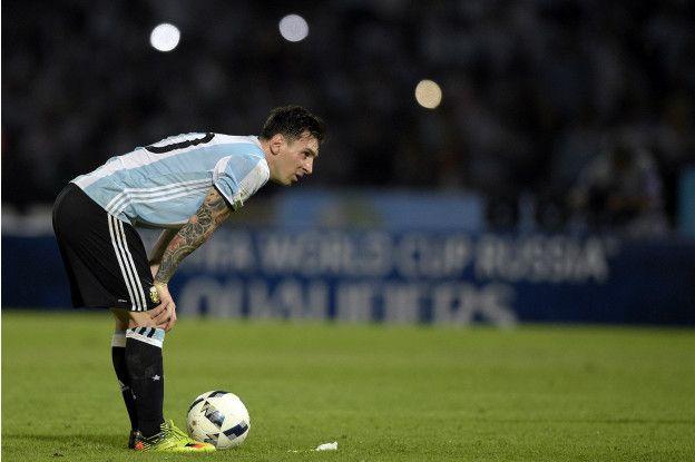 Messi anotó su gol número 50 con Argentina pese a que, según la información publicada por Marca, ya sufría problemas musculares.