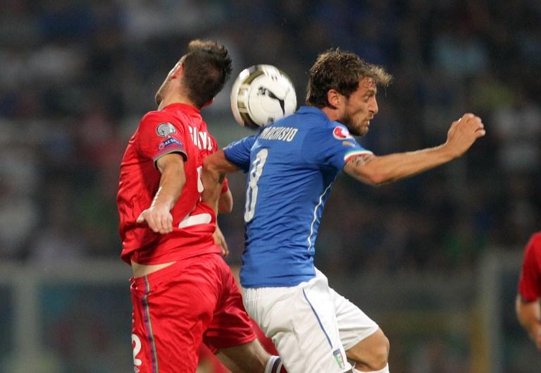 Claudio Marchisio es baja en Italia y se perderá la Eurocopa — Juventus
