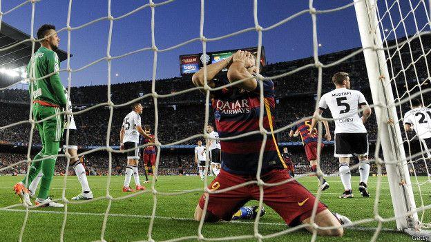 Tal vez el Barcelona está ante un cambio más profundo de lo que se supone.
