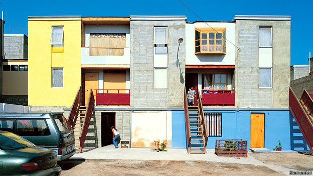 Alejandro aravena quiere revolucionar vivienda social - Construir una vivienda ...