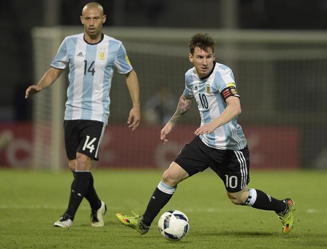 La prenómina de Argentina para la Copa América Centenario