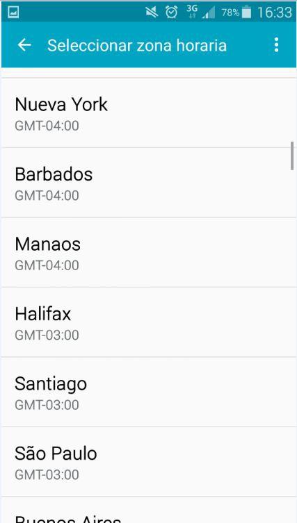 Cambio de hora: Recomendaciones para evitar problemas en smartphone o tablet