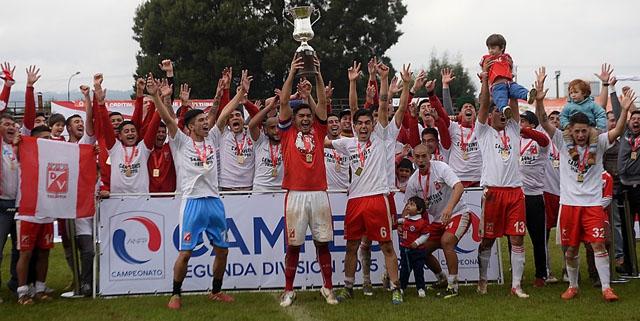 Se complica inscripción de Deportes Valdivia en la Primera B