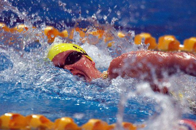 Susie O´Neill, una de las leyendas de la natación australiana, ganó la medalla de oro en los 200 metros libres en los juegos de Sídney 2000.