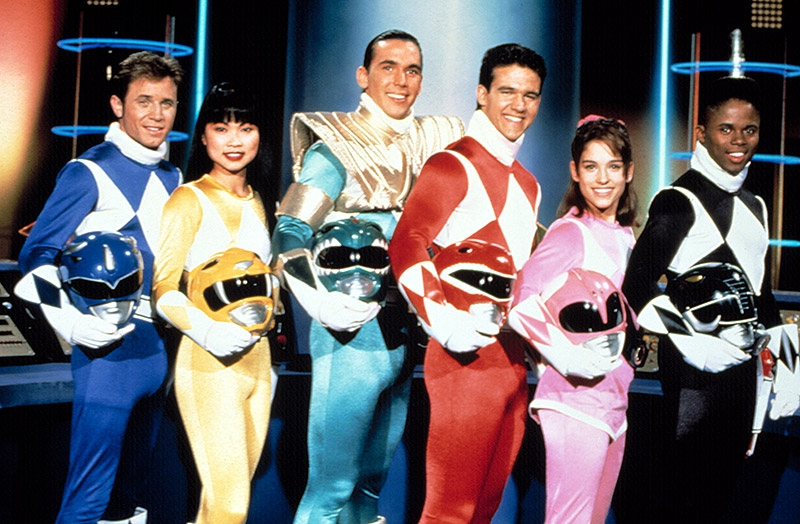 A 24 Años Qué Fue Del Elenco Original De Los Power Rangers Tele 13