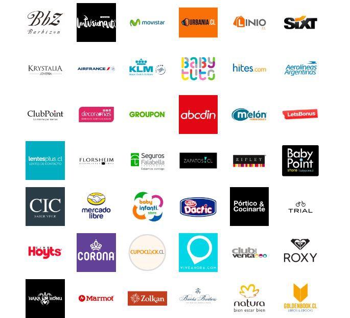 CyberDay 2016: Estas son las 96 empresas que tendrán productos con ofertas