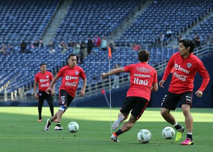 Matías Fernández debido a lesión podría quedar al margen de la Copa América Centenario
