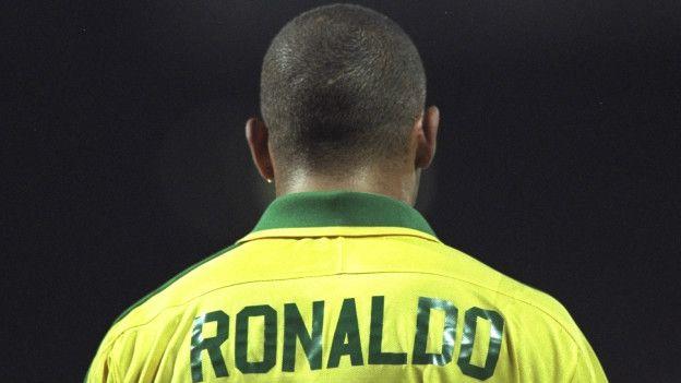 Ronaldo fue el máximo goleador de la Copa América de 1999.