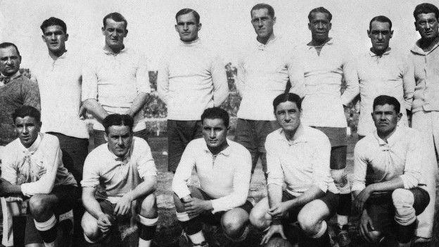 Uruguay ganó a Argentina la final del Mundial de 1930, lo que generó años de resentimientos.