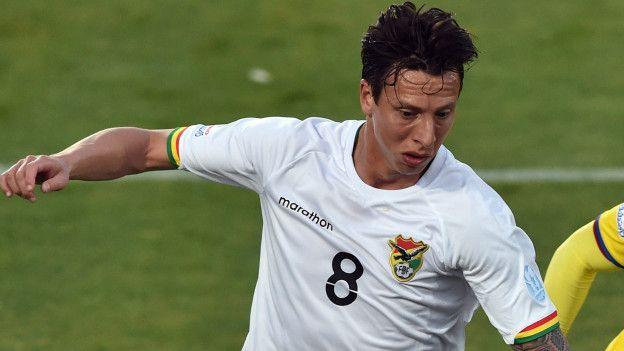 Martin Smedberg siempre tuvo claro que quería jugar con Bolivia, el país donde nació su padre.