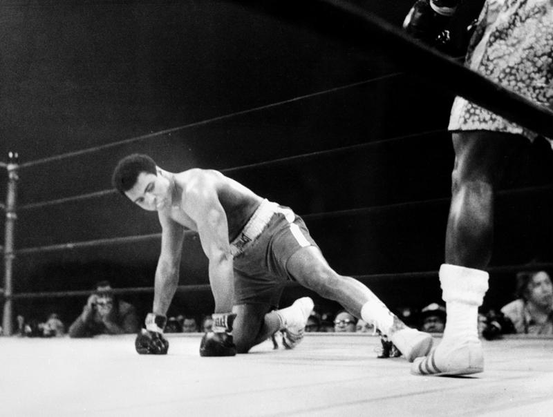Cinco peleas que marcaron la carrera de Mohamed Alí