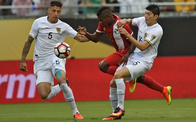 [EN VIVO] Panamá y Bolivia viven su estreno en la Copa América Centenario