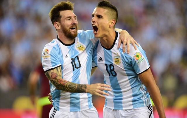 [Minuto a Minuto] Estados Unidos y Argentina definen al primer finalista de la Copa Centenario