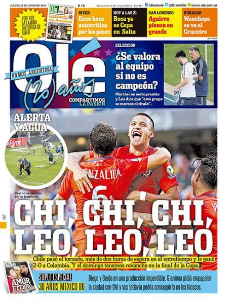 image gallery prensa argentina