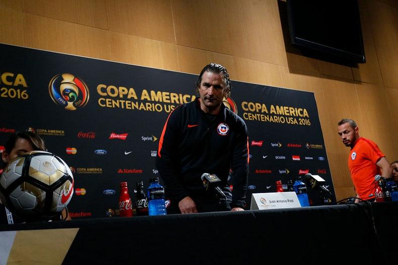 """Pizzi: """"Tengo la esperanza que podamos hacer un gran partido y ganar nuevamente la copa"""""""